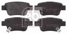 Brake Pad Set, disc brake FEBI BILSTEIN 16652