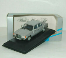 Mercedes-Benz 280 E - W 123 Limousine - silver - Minichamps 1:43 !