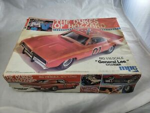 MPC The Dukes Of Hazzard General Lee Charger Big 1/16 Scale Model Kit MPC752/06