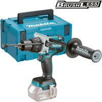 Makita DHP481Z 18V LXT Brushless Combi Hammer Drill Body With Mak Case Type 3