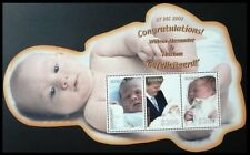 GUYANA 2003 Birth of Royal Baby Pricess Amalia, Netherlands. M/Sheet, MNH