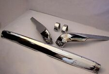 1971-1973 BMW 2002 New Long Stainless Steel Bumper Set