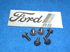 Ford RS Steering Wheel Screws Wheel Hub Ford RS Steering Wheel bolts for hub boss