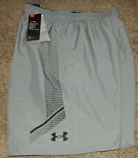 Under Armour Mens Shorts Size Large Drawstring Pockets Athletic 1309651  NEW
