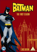 Batman The Complete Season 1 DVD Animated Series Region 2