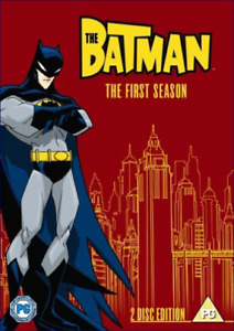 Batman - The Animated Series: The Complete First Season DVD NEW