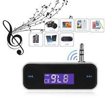 Wireless FM Radio Music Transmitter Car Player For Samsung Galaxy S3 S4 S5 S6 T