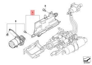 Genuine BMW E46 E60 E61 E63 E64 SMG Expansion Tank Repair Kit OEM 23427571295