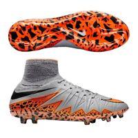 NIKE HYPERVENOM PHANTOM 2 FG UK 11 Grey STRIKE BLACK ACC Elite Football Boots