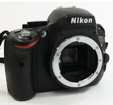 Nikon D d5100 16.2 MP SLR-Fotocamera digitale-nero (solo chassis)