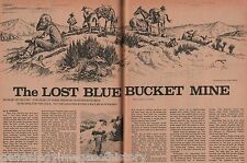 The Lost Blue Bucket Mine +Adams,Applegate,Buckmaster,Chambers,Cornelius,Helms