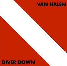 VAN HALEN - DIVER DOWN (REMASTERED)  VINYL LP NEU