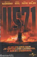 U 571 (2001)   VHS Universal   Keitel Paxton Jovi