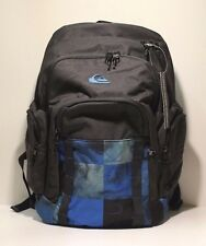 QuickSilver Backpack 1969 SPECIAL,Color Black/Blue (GJK6), Style 1153041204