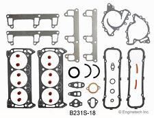 Buick 3.2L, 3.8L & 4.1L  (79-87) EngineTech Full Gasket Set   B231S-18