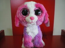 Ty Beanie Boo SHERBET the dog 6 inch NWMT. NEW RELEASE. IN STOCK NOW