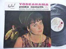 Yoska Nemeth Et Son Orchestre Tzigane  – Yoskarama Disques Festival – FLD 311 S