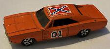 1981 Ertl Dukes Of Hazzard General Lee Dodge Charger 1/64 Die-Cast Car