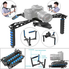 DSLR Filmmaking System Rig Shoulder Mount Stabilizer for Canon Nikon Sony Camera