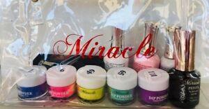 Miracle Dipping Powder Kits - 0.4oz