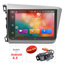 For Honda Civic 2012 Car Android 4.4 Auto radio GPS Navi System Stereo Head Unit