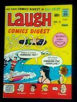 LAUGH COMICS DIGEST #2 Archie Comics 1975 Full Color VF Unread!