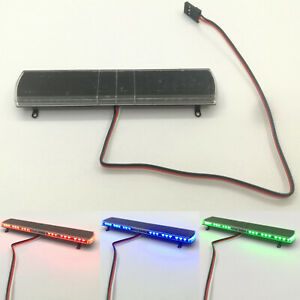 Colorful LED Light Bar Set for 1/14 Tamiya Scania  56360 Actros RC Truck