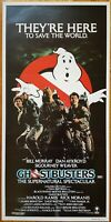 Ghostbusters original daybill movie poster