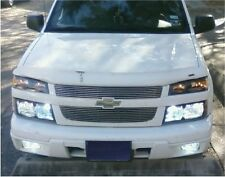 08 & Up GMC Canyon Head & Fog Light High Beam Kit Turns Lows & Fogs On w Highs!!