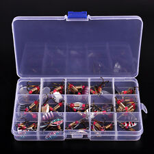 30Pcs Assorted Spoon Metal Fishing Lure Saltwater Spinner Baits with Treble Hook