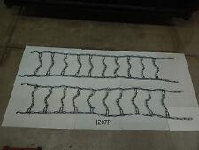 PASSENGER CAR TIRE CHAINS NIXDORFF-LLOYD CO. FOR 5.60-13 TO 155R-14