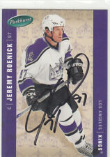 Autograph Jeremy Roenick L.A. Kings Flyers In Person Auto 04/05 Parkhurst