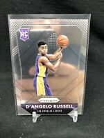 D'angelo Russell 2015-16 Panini Prizm Basketball Base Rookie Card No.322 Y29