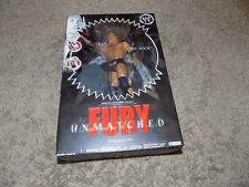 WWE Unmatched Fury The Rock Action Figure