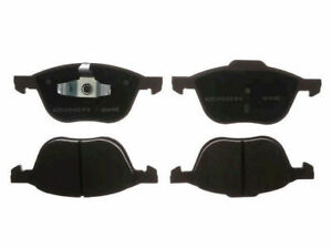 Front AC Delco Brake Pad Set fits Volvo S40 2004-2011 73YPSS