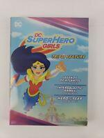 Dc Super Hero Girls Triple Feature - 2 DISC SET (REGION 1 DVD New)