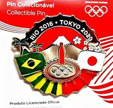 OFFICIAL TOKYO 2020 COKE BRIDGE JAPAN OLYMPIC GAMES COLLECTOR PIN JAPANESE MEDIA
