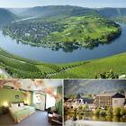 4 Tage Mosel Kurzurlaub + Halbpension + Schwimmbad Hotel Lellmann Löf 2 Personen