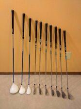 US Kids Junior Tour Series 57 golf club set, 10 clubs, Left handed (LH)