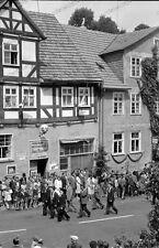 Negativ-Großalmerode-Werra-Meißner-Kreis-Hessen-Fest-Umzug-Gasthaus-Krone-3