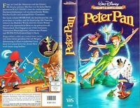 (VHS) Peter Pan - Walt Disneys Meisterwerke (1953)