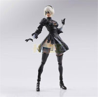 NieR:Automata 2B YoRHa No. 2 Neal PVC Action Figure Model Statue Toy Collectible