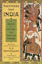 Folktales from India (Pantheon Fairy Tale & Folklore Library), Ramanujan, A.K.,