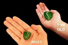 """Polished Birds Eye Malachite 3/4"""" Natural Mineral Healing Crystals and Stones"""