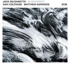 Jack DeJohnette, Ravi Coltrane, Matthew Garrison - In Movement [New CD]