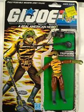 Tripwire 1988 G.I. Joe RAH Tiger Force Action Figure with Accessories Cardback