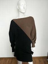 TWIN SET SIMONA BARBIERI women's top long sleeve size M wool