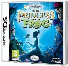 Princesse et la grenouille ds