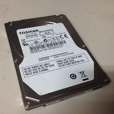 "320GB Toshiba 2,5"" Festplatte  5400rpm SATA-2 PN: MK3276GSX gebraucht"