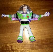 TOY STORY - COLLECTABLE - BUZZ LIGHTYEAR - 30CM DELUXE TALKING - JET EXHAUST!